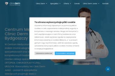 Centrum Medyczne Clinic Derm - Ortopeda Bydgoszcz