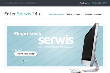Enter Serwis - Naprawa komputerów Lublin