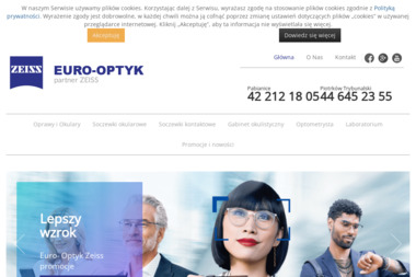 EURO-OPTYK - Okulista Piotrków Trybunalski