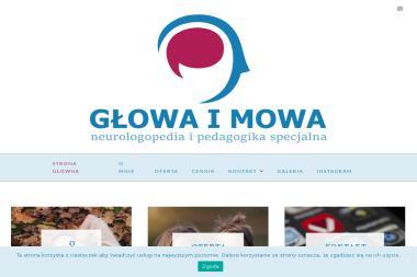 GŁOWA I MOWA - Logopeda Poznań