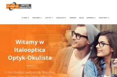 Italooptica - Okulista Łódź