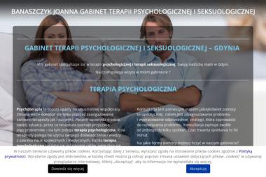 Banaszczyk Joanna - Gabinet Terapii Psychologicznej i Seksuologicznej - Seksuolog Gdynia
