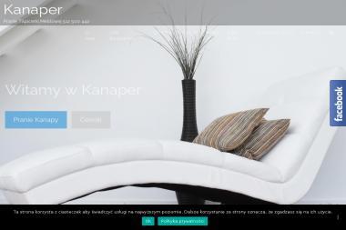 Kanaper - Czyszczenie Tapicerki Samochodowej Golub-Dobrzyń