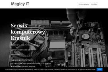 Magicy IT - Naprawa komputerów Kraśnik