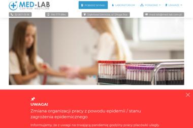 Centrum Medyczne MED-LAB - Medycyna pracy Dąbrowa Górnicza