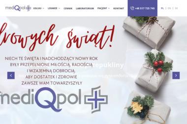 Mediqpol Centrum Terapii Chorób Przewlekłych - Proktolog Katowice