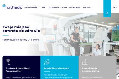 NordMedic - Rehabilitanci medyczni Gardna Wielka