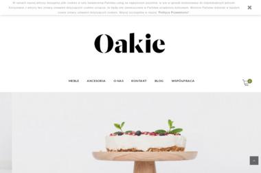 Oakie - Meble na wymiar Rydzyna