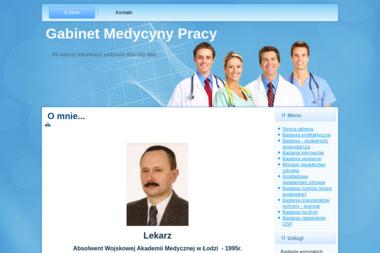 SPECJALISTYCZNA PRAKTYKA LEKARSKA PAWEŁ PASTUSZAK - Medycyna pracy Bydgoszcz