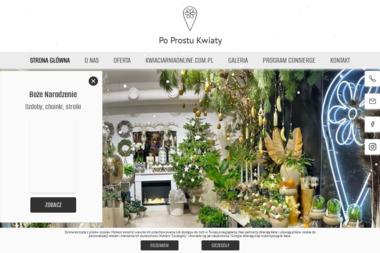 Po Prostu Kwiaty - Kwiaty Gdańsk