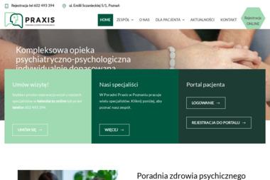 Poradnia Praxis - Medycyna pracy Poznań