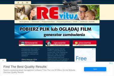 REvitus - Wideofilmowanie Opalenica