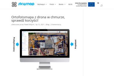 Skysnap sp .z o. o. - Operat Szacunkowy Warszawa