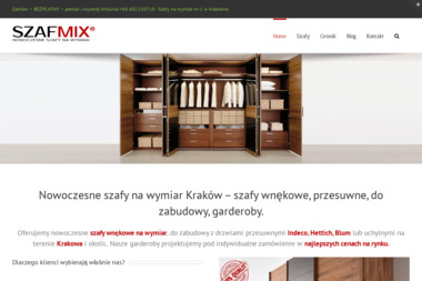 PPHU KONSTRUKTOR - Szafy Do Zabudowy Kraków