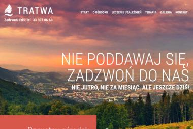 Prywatny Ośrodek Terapii Uzależnień TRATWA - Terapia uzależnień Wisła