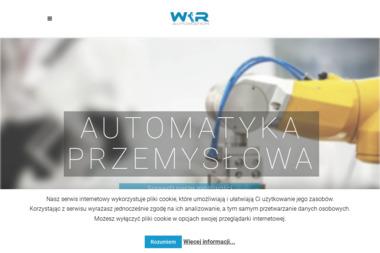 WiR Automation - Urządzenia precyzyjne Brwinów