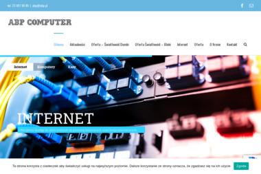 ABP COMPUTER - Internet Działdowo