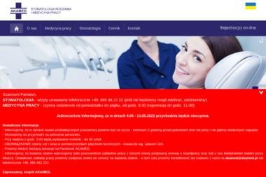 AKAMED - Medycyna pracy Poznań