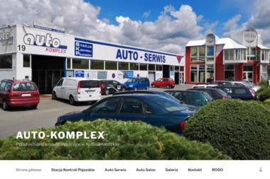 Auto Komplex - Przeglądy i diagnostyka pojazdów Kłodzko