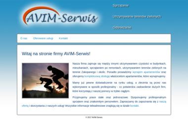 AVIM-Serwis - Sprzątanie domu Zakopane