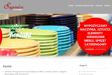 Superior Catering - Catering P艂ock