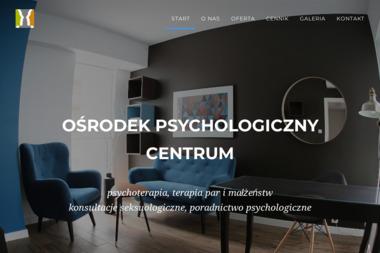 Ośrodek Psychologiczny Centrum - Seksuolog Poznań