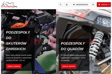 cylindry.pl - Akcesoria motoryzacyjne Słupca
