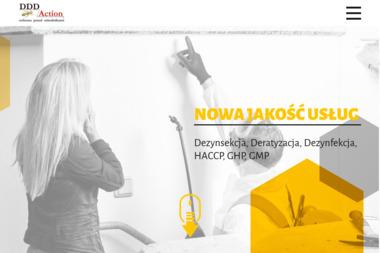 DDD ACTION - Dezynsekcja i deratyzacja Kraków
