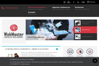 Agencja Reklamowa WebMaster - Tampodruk Toruń