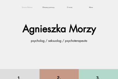 Gabinet Psychoterapii Agnieszka Morzy - Seksuolog Gdańsk