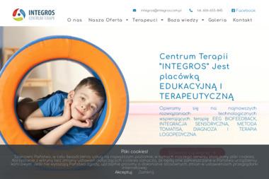Centrum Terapii INTEGROS - Logopeda Bydgoszcz
