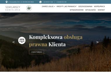 Kancelaria Adwokacka Adwokat Natalia Szaflarska - Obsługa prawna firm Bielsko-Biała