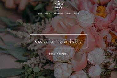 KWIACIARNIA ARKADIA - Kwiaty Gdańsk