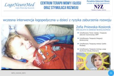 LogoNeuroMed - Logopeda Włocławek