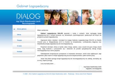Gabinet Logopedyczny DIALOG - Logopeda Konin