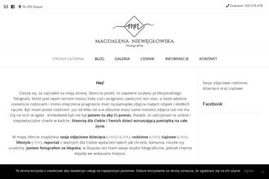 Studio Fotograficzne Magdalena Niewęgłowska - Sesje zdjęciowe Słupsk