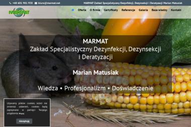 MARMAT - Dezynsekcja i deratyzacja Kutno
