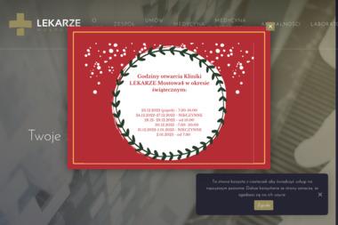 LEKARZE MOSTOWA - Seksuolog Bydgoszcz