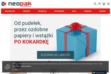 Neopak - Artykuły biurowe Warszawa