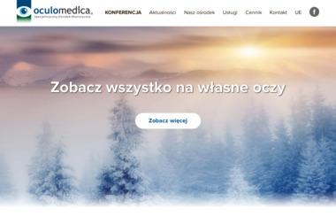 Oculomedica - Okulista Bydgoszcz