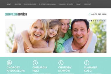 Niepubliczny Zakład Opieki Zdrowotnej ORTOPEDIA - Ortopeda Gdańsk