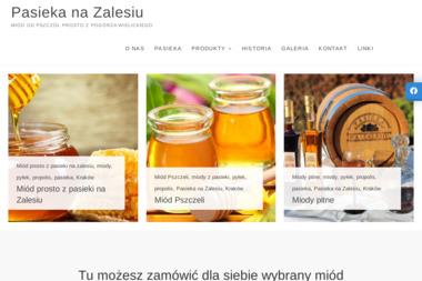 Pasieka na Zalesiu - Miód Kraków