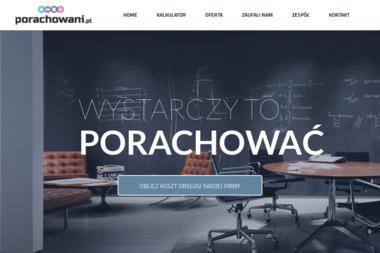Porachowani.pl - Doradcy Podatkowi Warszawa