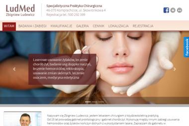 Specjalistyczna Praktyka Chirurgiczna - Proktolog Komprachcice