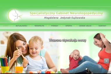 Specjalistyczny Gabinet Neurologopedyczny  Magdalena Jedynak-Sujkowska - Logopeda Bydgoszcz