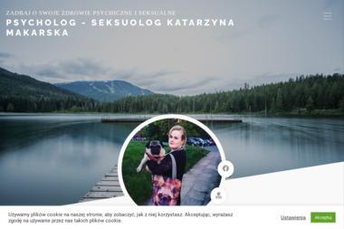 Psycholog - Seksuolog Katarzyna Makarska - Seksuolog Gdańsk