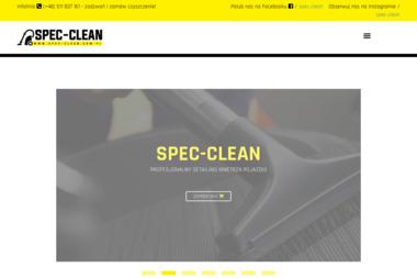 Spec-Clean - Pomoc domowa Limanowa