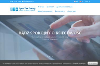 Biuro Rachunkowe Spec Tax Group Sp. z o.o. - Biuro rachunkowe Wrocław