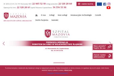 NZOZ Szpital Mazovia - Szpitale Warszawa