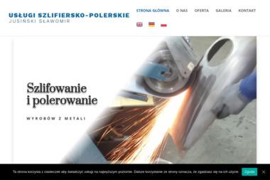 Usługi Szlifiersko-Polerskie - Rzemiosło Nasielsk